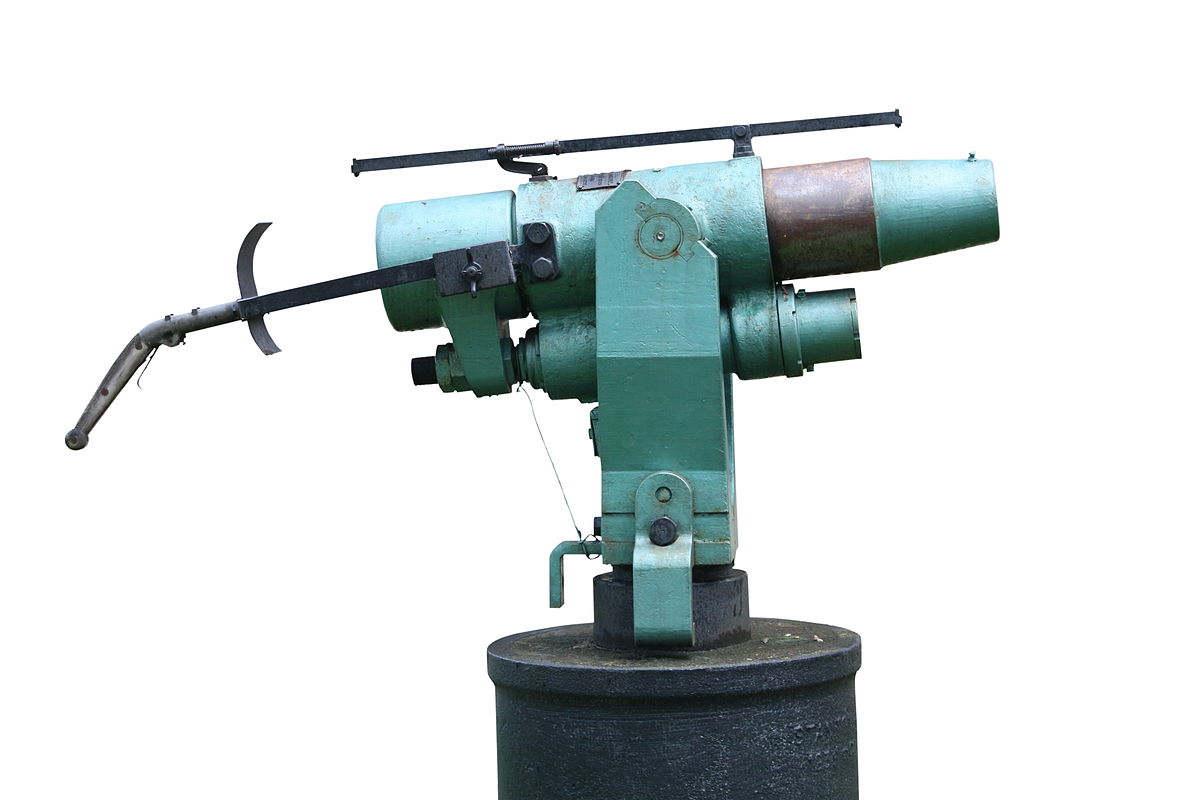 History of cannon