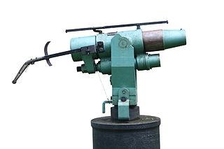 Harpoon cannon