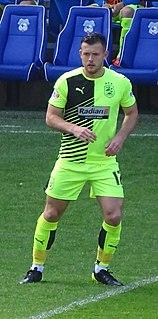 Harry Bunn English footballer