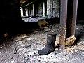 Hasard de Cheratte-Abandoned Boot.jpg