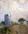 Hassam - windmill-at-sundown-east-hampton.jpg