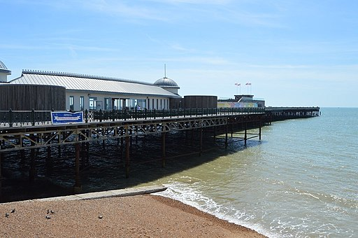 Hastings Pier geograph-5972693-by-N-Chadwick