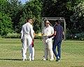 Hatfield Heath CC v. Netteswell CC on Hatfield Heath village green, Essex, England 37.jpg