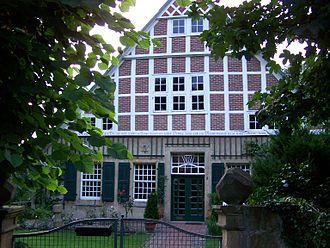 Hopsten - Image: Haus Nieland