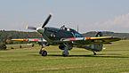 Hawker Hurricane Mk2B G-HIII XP-L OTT 2013 06.jpg