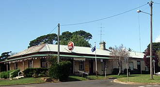 Hawkesdale, Victoria - The Hawkesdale Hotel