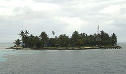Haynes cay (view from west).JPG