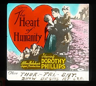 <i>The Heart of Humanity</i> 1918 film by Allen Holubar