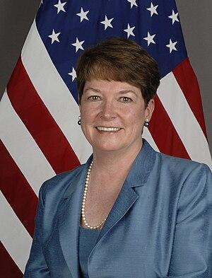 Heather M. Hodges - Heather Mary Hodges, U.S. Ambassador