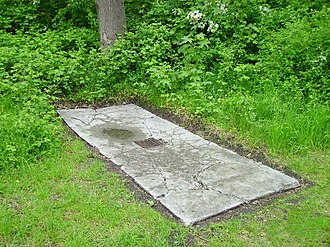 Capital punishment in Denmark - Remnants of the Christianshavn execution shed used from 1946 to 1950