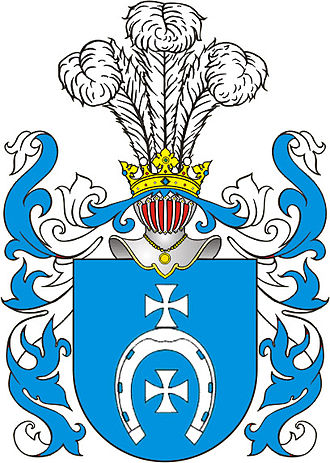 Lubicz coat of arms - Lubicz