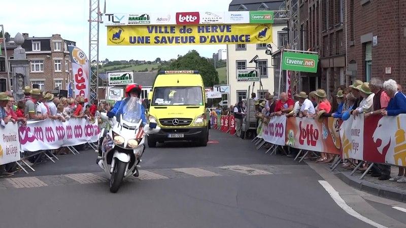 File:Herve - Flèche ardennaise, 22 juin 2014 (E18A).ogv