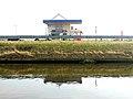 Het Nieuwpoort-Duinkerkekanaal aan de Belgisch-Franse grens 02.jpg