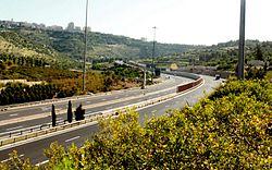 Highway 1 (Israel).JPG