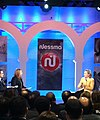 Hillary Rodham Clinton on Nessma in Tunis.jpg