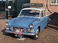 Hillman Minx III Deluxe Saloon (1959), Dutch licence registration AL-71-12 pic2.JPG