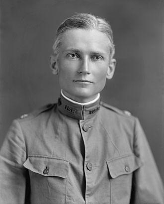 Hiram Bingham III - Image: Hiram Bingham III in 1916
