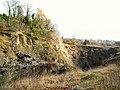 Hockley Quarry, Fall Hill - geograph.org.uk - 87795.jpg