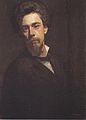Hodler - Selbstbildnis mit Stehkragen - 1879.jpeg