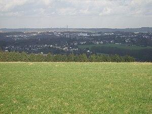 Brodtberg - Image: Hohenhagen Panorama