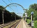 Hollandsche Rading, spoorbogen op treinstation foto2 2012-05-28 16.51.JPG