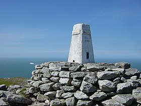 Holyhead Mountain Trig Point - geograph.org.uk - 10549.jpg