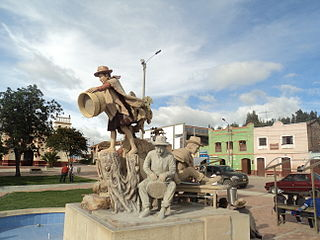 Tota, Boyacá Municipality and town in Boyacá Department, Colombia