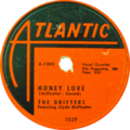 Honey Love by The Drifters US 10-inch 78 RPM Side-A.png