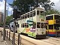 Hong Kong Tramways 18(S09) to Sai Wan Ho Depot 28-08-2015.jpg
