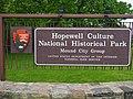 Hopewell Culture NHP entry sign - 2017-05-10.jpg