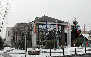 Horbourg-Wihr Commune in Grand Est, France