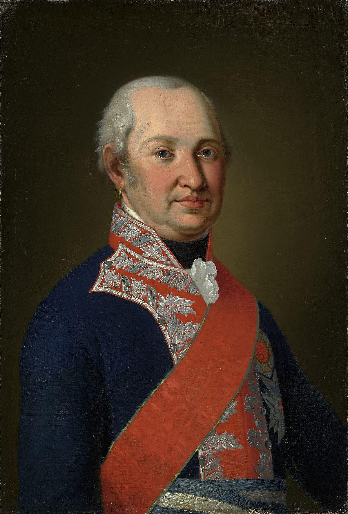 Hornöck Maximilian I von Bayern um 1810.jpg