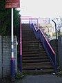 Hornsey station east entrance.JPG