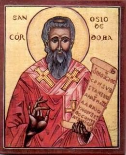 Hosius of Corduba Spanish bishop