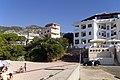 Hotel Bue Marino - Cala Gonone, NU, Sardinia, Italy - panoramio.jpg