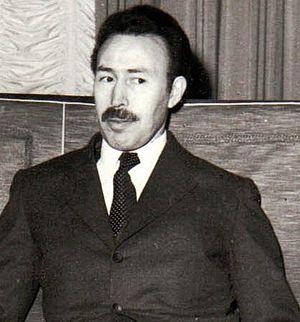 Houari Boumédiène - Boumédiène in 1972