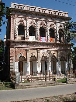 Ruins of Sonargaon, Isa Khan's capital