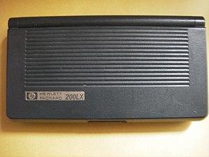 HP 200LX - Case closed