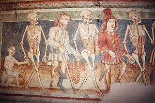<i>Danse Macabre</i> artistic motif on the universality of death