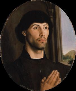 Hugo van der Goes Painter from Flanders