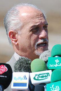 Hussain al-Shahristani Iraqi Deputy Prime Minister for Energy
