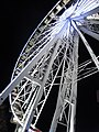 Hyde Park Winter Wonderland 2011 ferris wheel 3.JPG