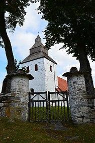 hyssna gamla kyrka
