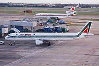 I-BIXP - A321 - Alitalia