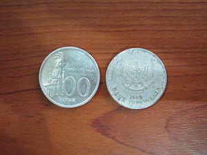 Indonesian rupiah - Image: IDR 100 Koin