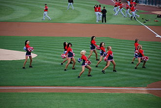 Inland Empire 66ers - Image: IE66ersdanceteam