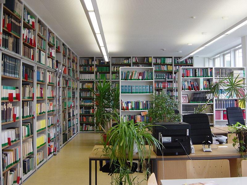 File:ILR Bibliothek.JPG