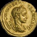 INC-1846-a Ауреус Север Александр ок. 222 г. (аверс).png