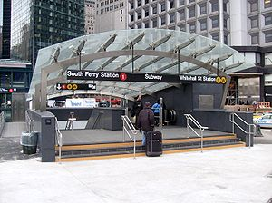 IRT BMT South Ferry - Whitehall st Station.JPG