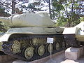 IS-2 model 1943 at the Museum on Sapun Mountain Sevastopol 1.jpg